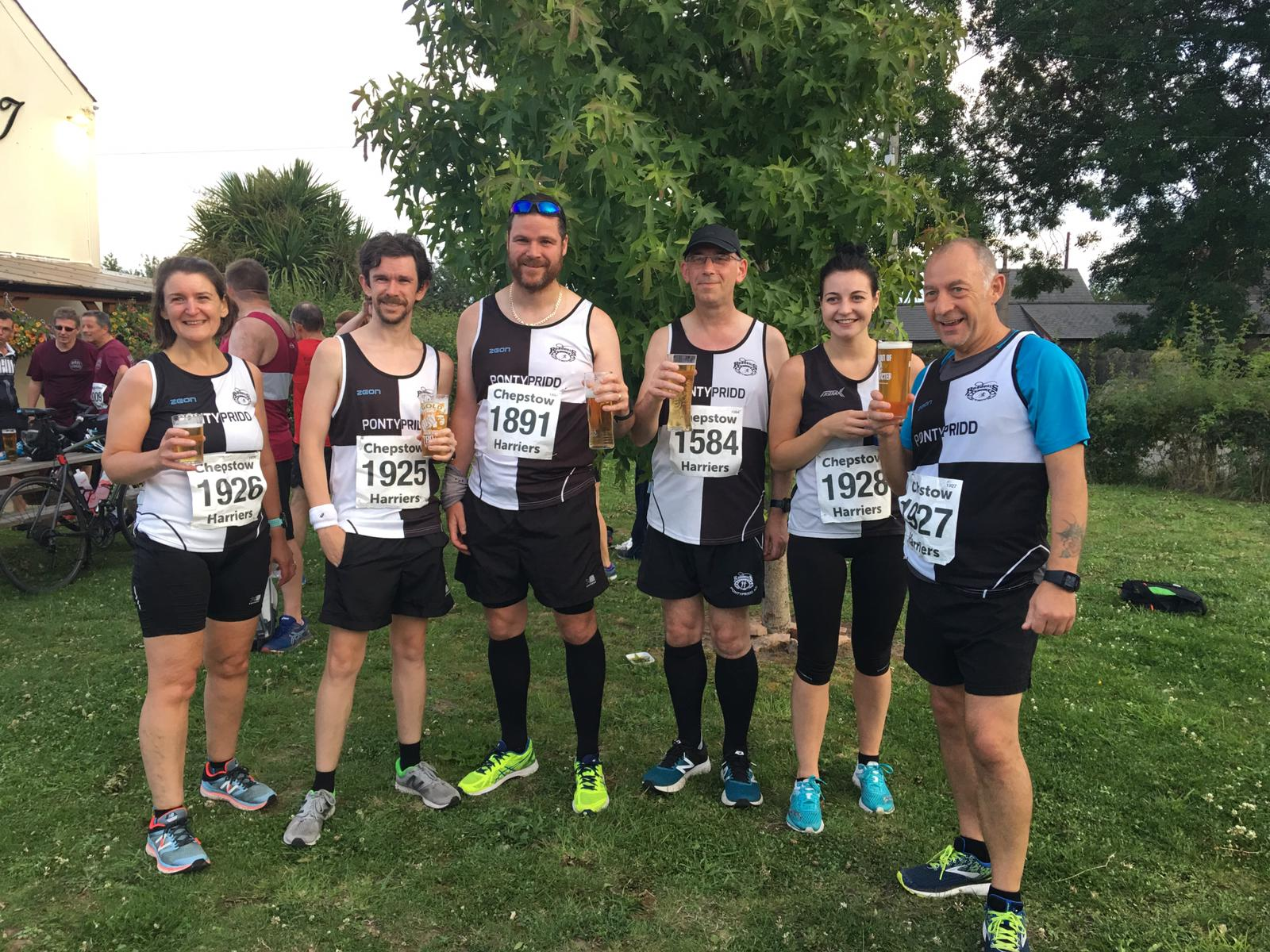 Rose Inn 4 Mile race 4 13th Aug 19