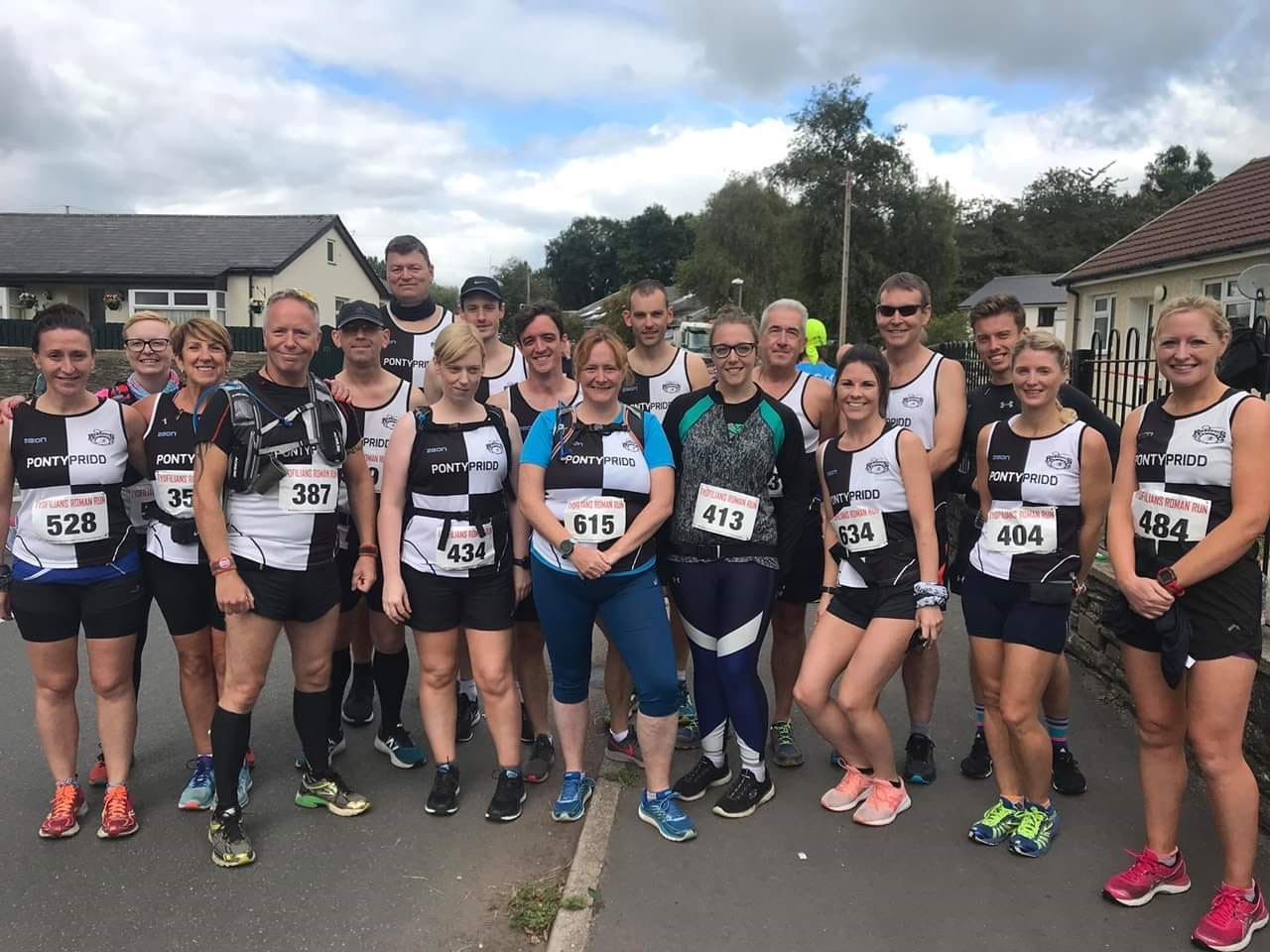 Roman Run 7th Sept 2019